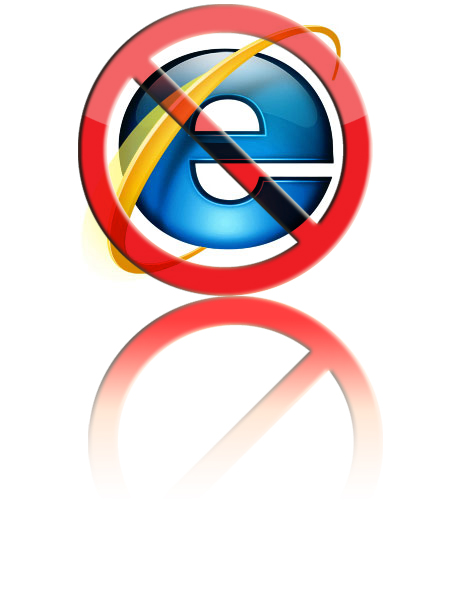 IE6 Get Rid of it